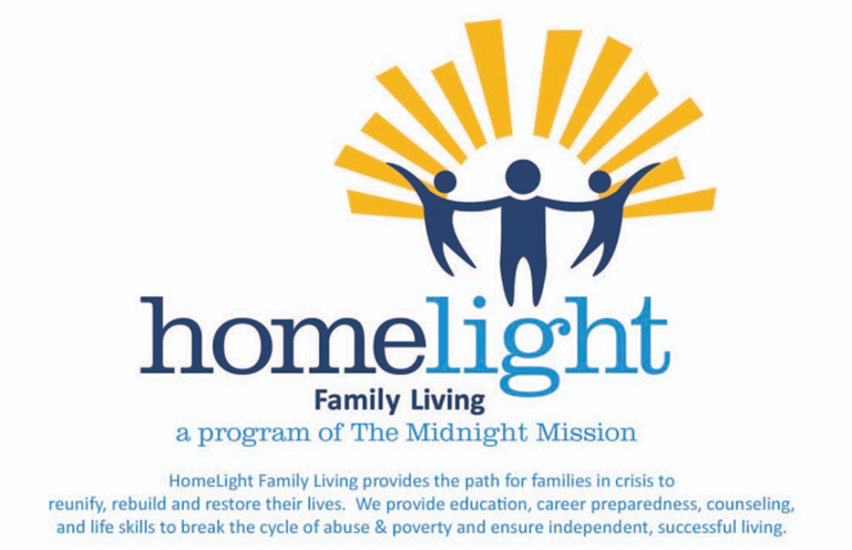Homelight Family Living provides the path for families in crisis to reunify, rebuild and restore their lives.