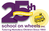 25th Anniversary - School on Wheels